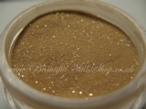 Light brown acrylic powder with glitter 4g /061/